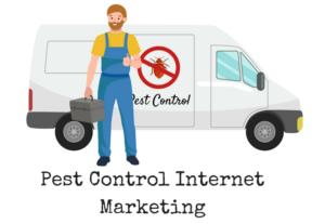pest control internet marketing San Diego