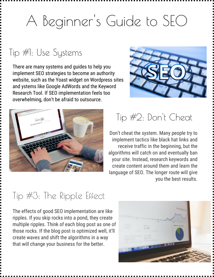 A Beginner's Guide to SEO [Infographic]