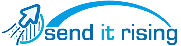 Send It Rising Logo
