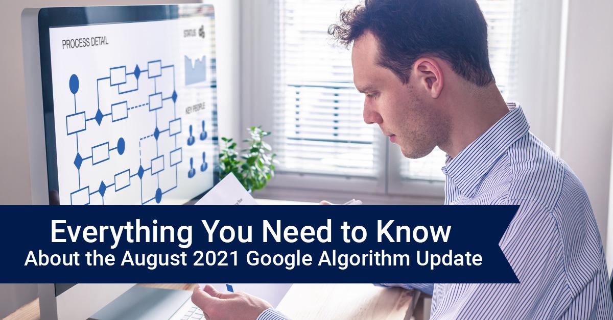 2021 google algorthim update