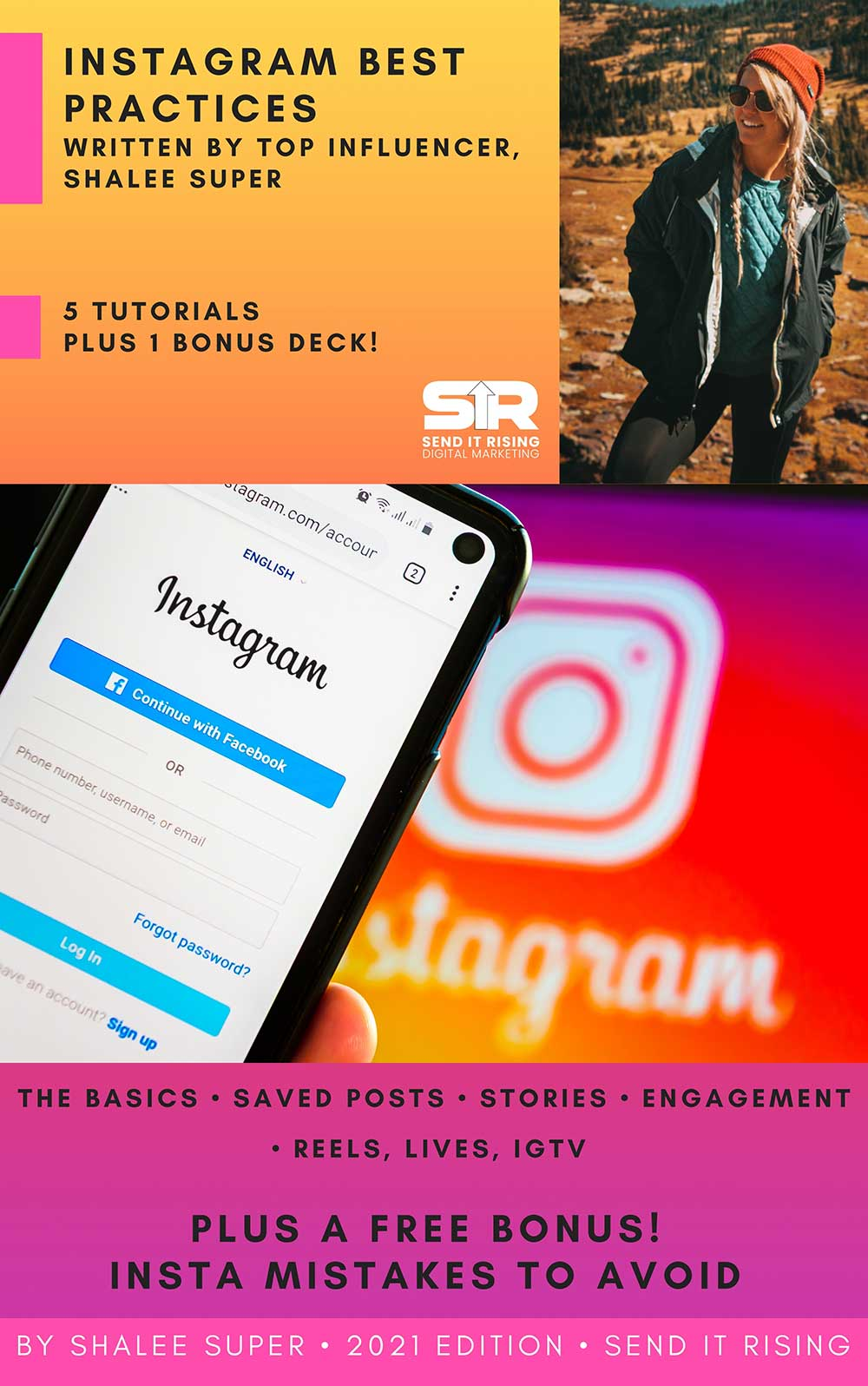 internet marketing company instagram training